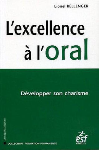 L'excellence à l'oral (seconde main) Livre papier