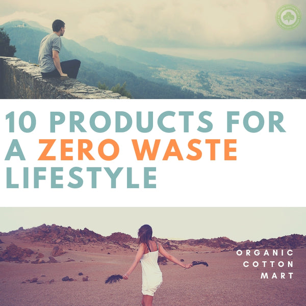 10 Products for A Zero Waste Lifestyle That Creates Monster Savings Elsewhere in Your Home