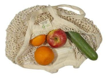 Why reusable produce bags are better than paper or plastic ones?