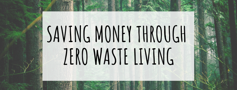 saving money through zero waste