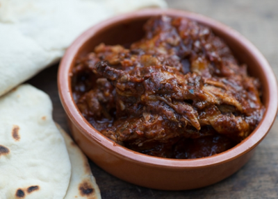 Birria - Mexicansk simremad