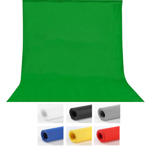 Toiles Green Screen - Chroma Key pour Studio Photo - 7 couleurs - 160 X 300 - J'peux pas j'ai photo