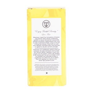 Banana-Banana Deep Conditioner Sachet 6-Pack