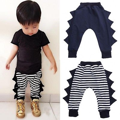 2016 Fashion Wholesale Toddler Baby Boy Girls Baggy Harem Pants Sweatpants Joggers Cotton Bottoms - Baby Gifts Delivered