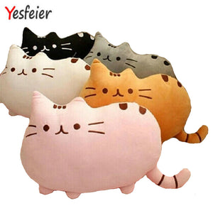 Cartoon Cat plush toy stuffed animal doll anime toy pusheen cat - Baby Gifts Delivered