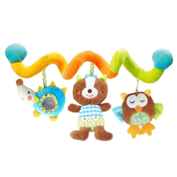 Cute Spiral Hanging Activity Toys - Baby Gifts Delivered