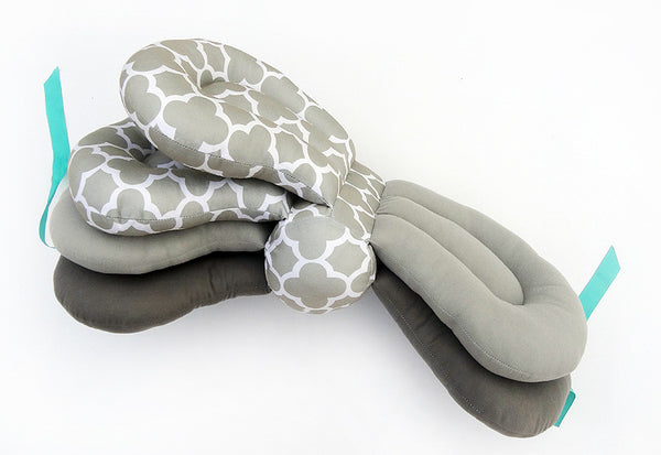 Breastfeeding Nursing Body Pillow - Multi Function Baby Cushion - Baby Gifts Delivered