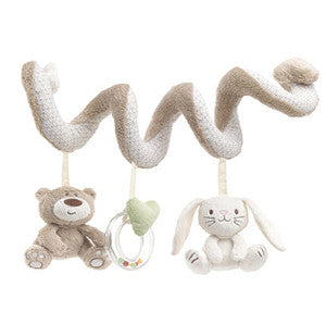 Cute Spiral Activity Stroller Toys - Baby Mobiles - Baby Gifts Delivered