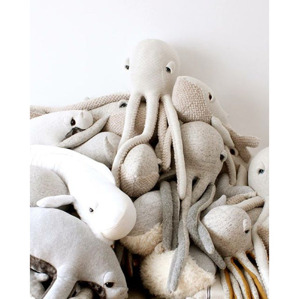 Comical Room Decor Octopus Plush Toy - Baby Gifts Delivered