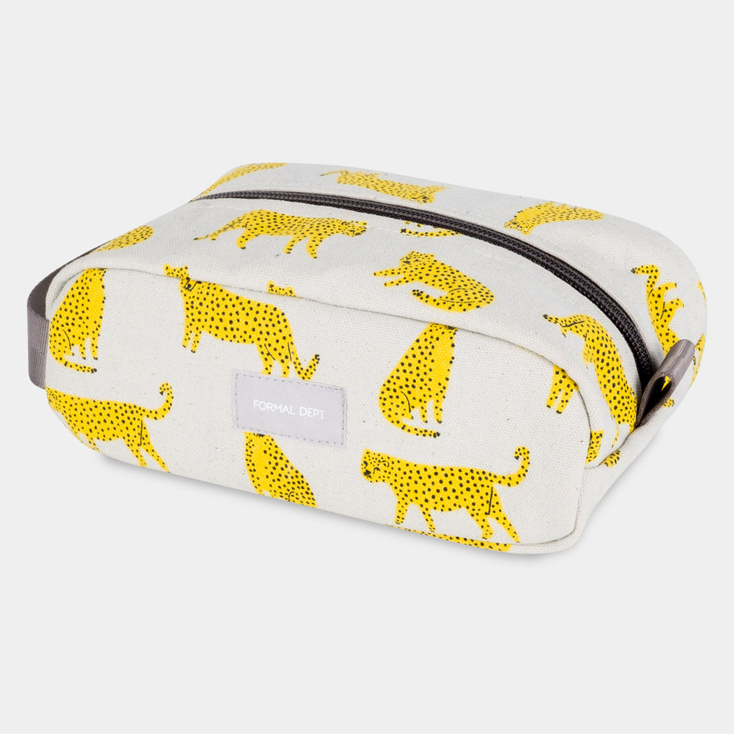 Dopp Kit - Cheetah