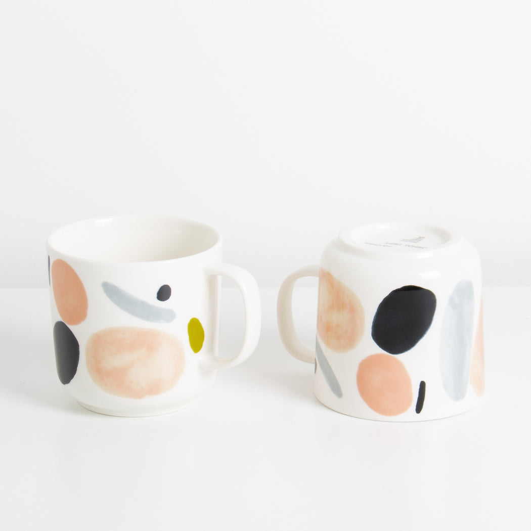 Float Mug - Dots