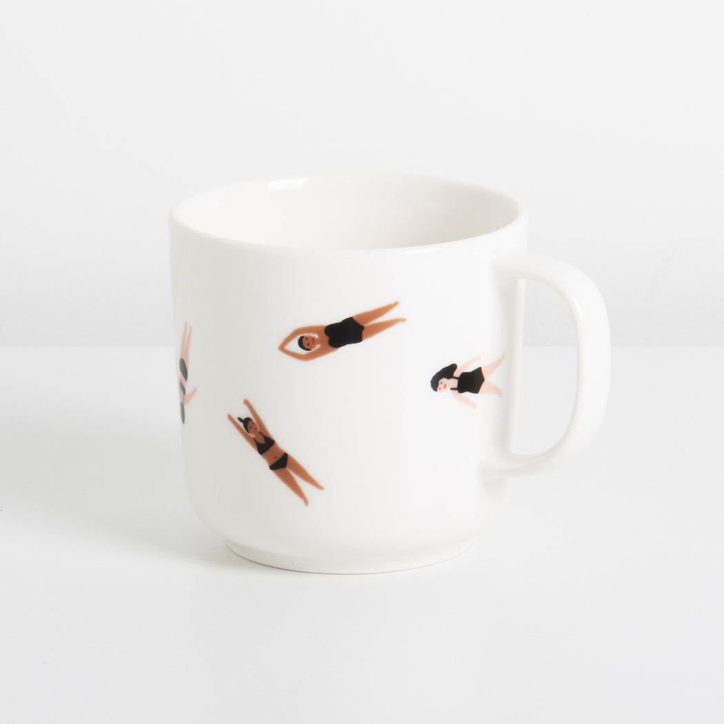 Float Mug - Swim