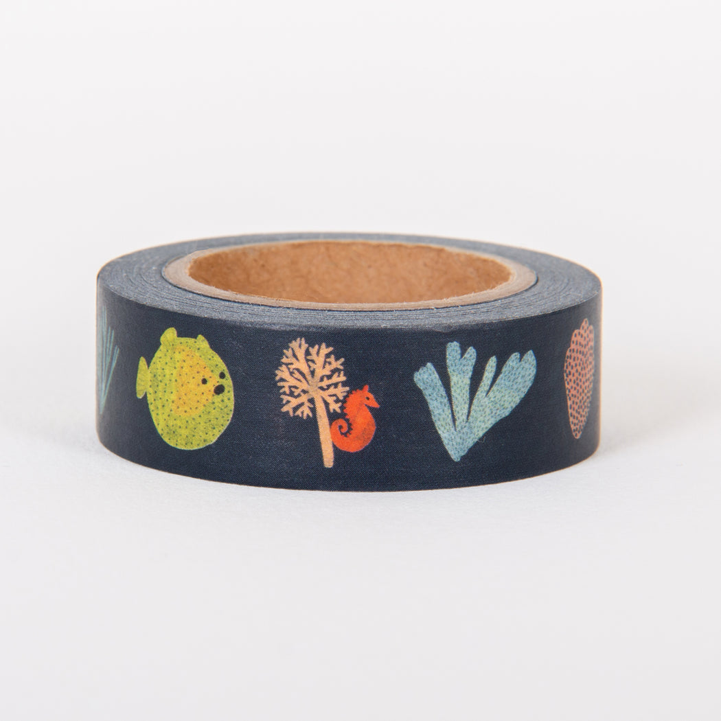 Washi Tape - The Sea Collection