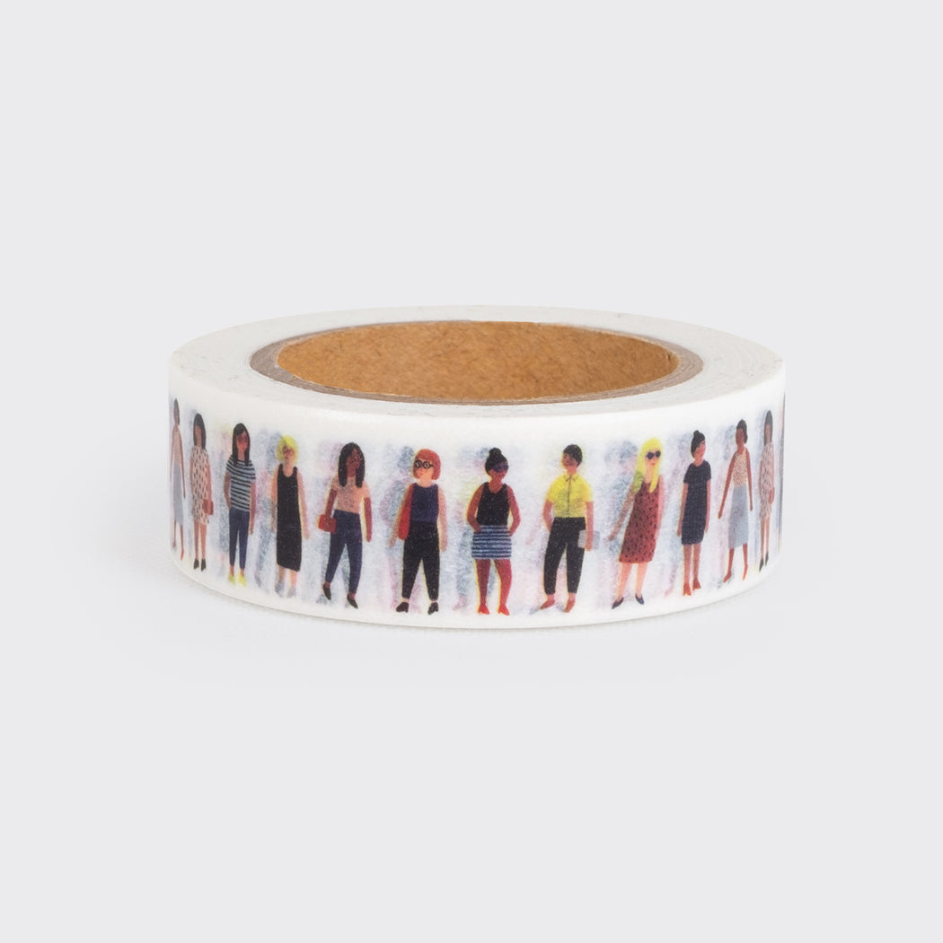 Washi Tape - Women