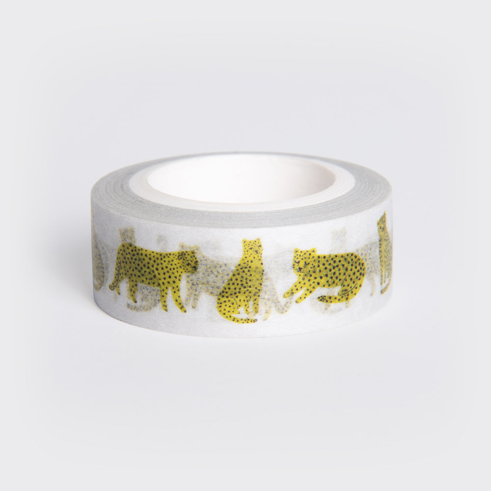 Washi Tape - Cheetah