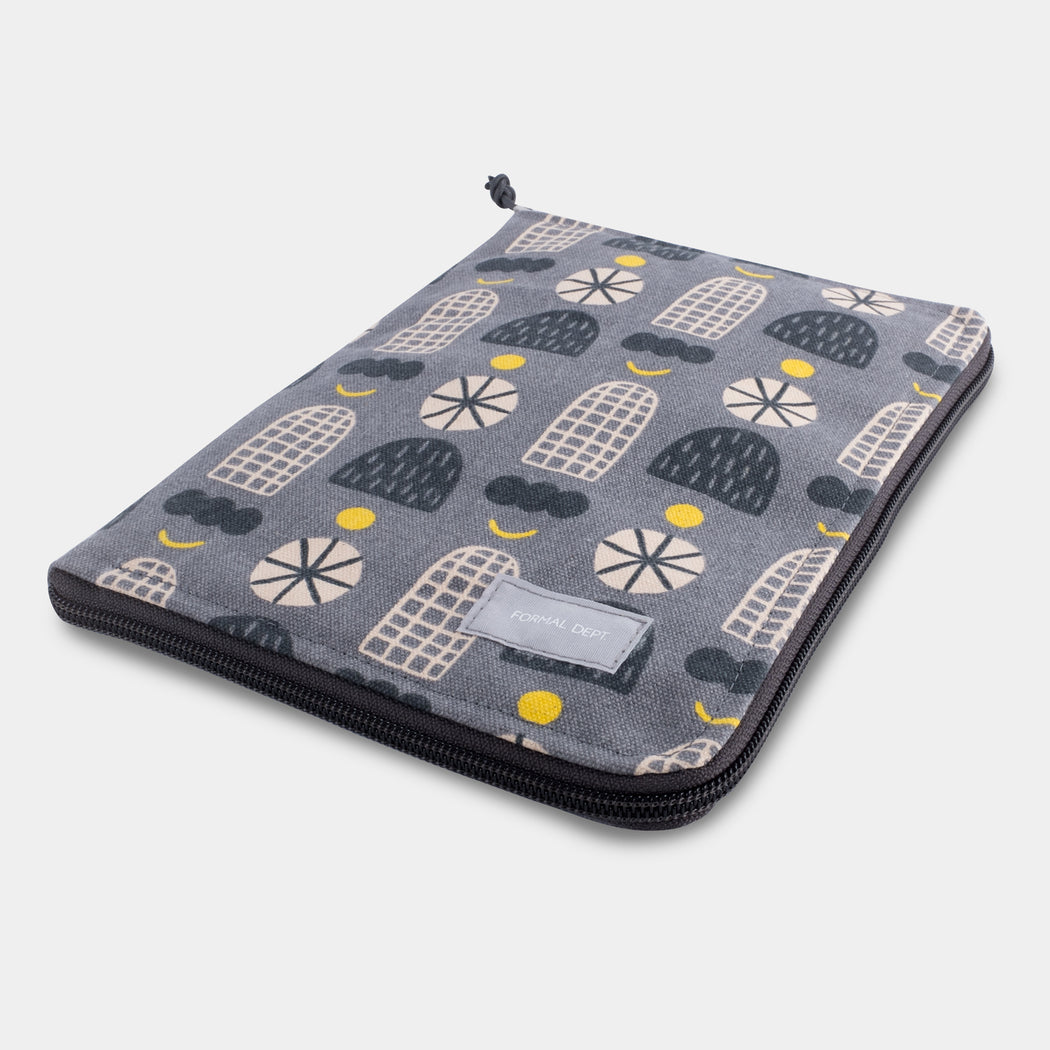 Notebook Case - Shapes