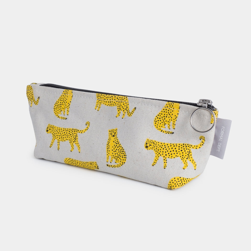 Small Zip Case - Cheetah