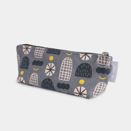 Zip Pencil Case - Shapes