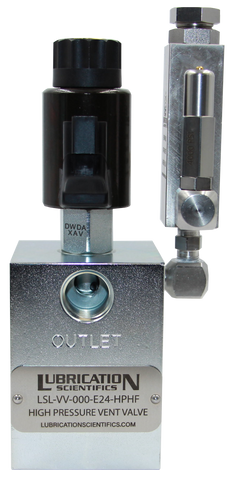 LSL - Vent/Safety Relief Valves