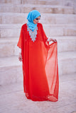 "3- Yara Yosif "" Fairouz "" Kaftan Dress"