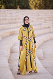 "2- Yara Yosif "" Balqees "" Kaftan Dress"