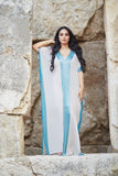 "4- YARA YOSIF "" LUJAIN "" KAFTAN DRESS"