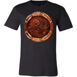 Geared Up Mens T Shirt