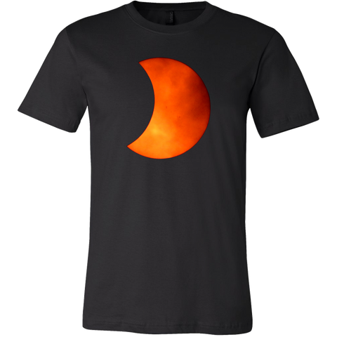 Solar Eclipse Mens T Shirt