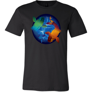 Koi Mens T Shirt