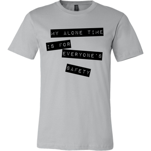 Alone Time Mens T Shirt