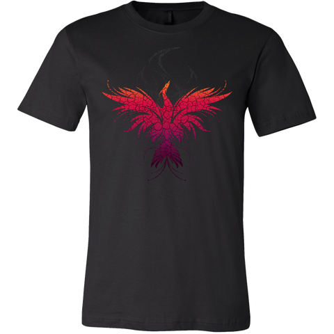 Phoenix Rising Mens T Shirt