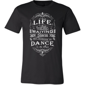 Dance in the Rain Mens T Shirt