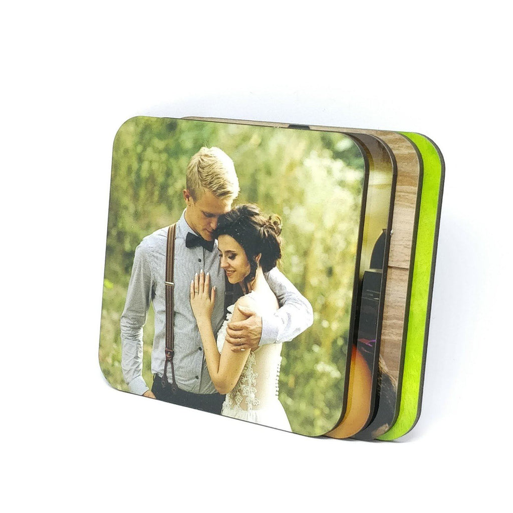 Coasters pack of 4