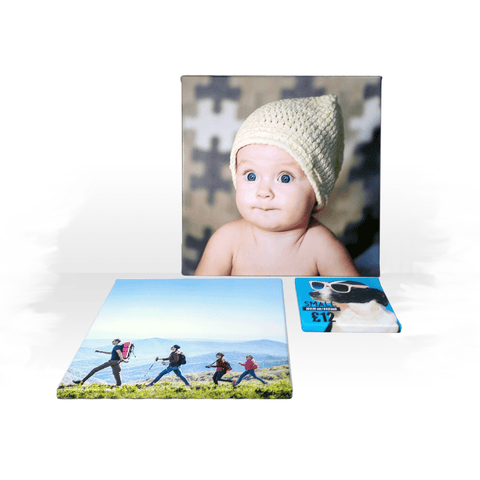 Best value High quality sticky back photo canvas
