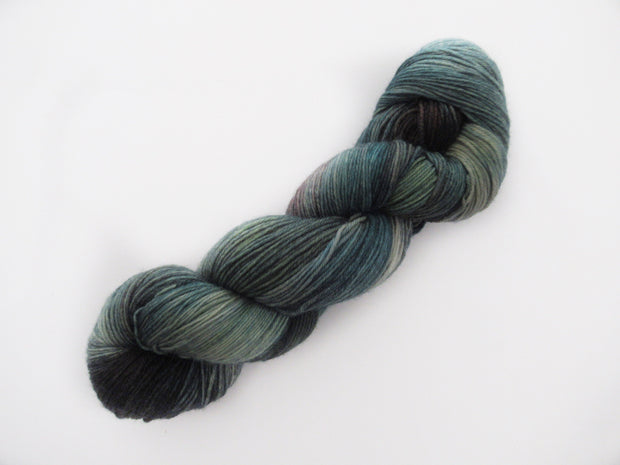 Undergrowth - Luxe Fingering Weight Yarn