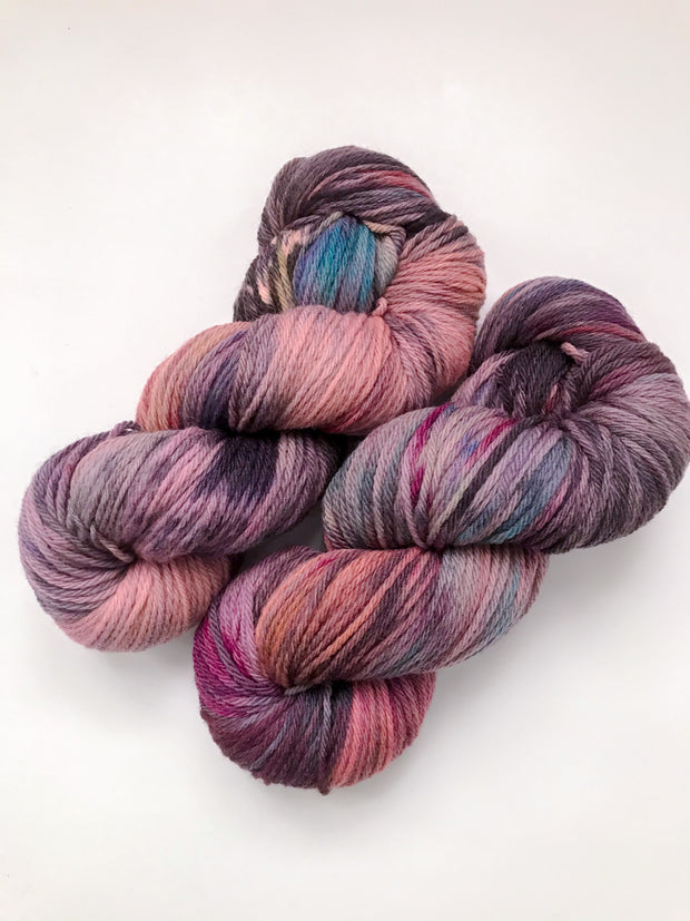 Merino Worsted Weight Yarn - Zena