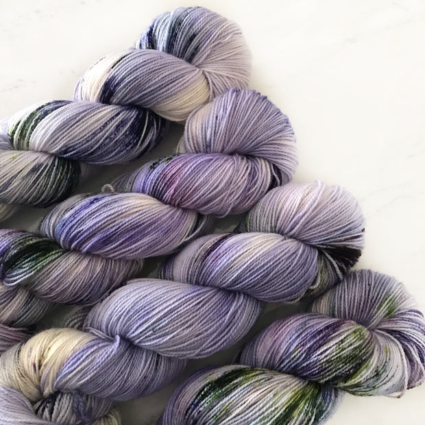 Wisteria - Tip Toe Sock Yarn