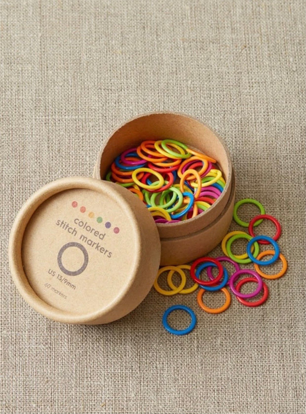 Colored Ring Stitchmarkers - Original