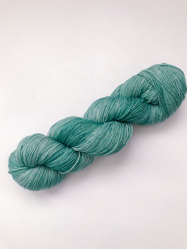 Merino Fingering Weight Yarn - Deepwater