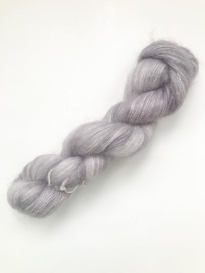 Mohair Lace Weight Yarn - Tranquil