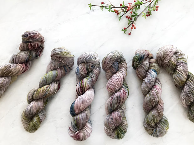 A Little Bit Christmas - Supra Sock Holiday Yarn