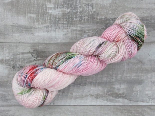 Tickled Pink - Supra Sock Yarn
