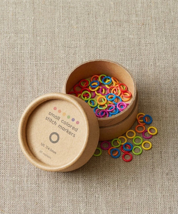 Colored Ring Stitchmarkers - Small
