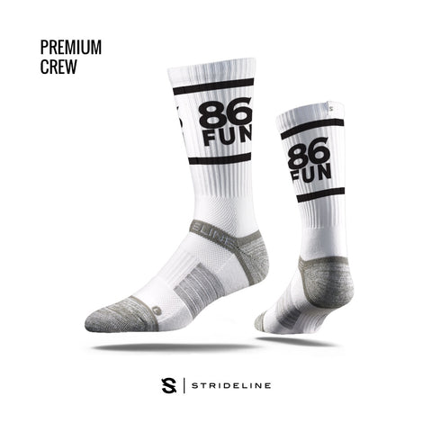 Strideline - 86 Fun Chef Sock