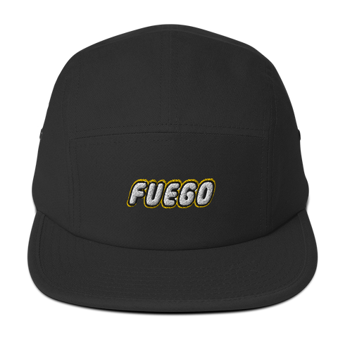 Five Panel Fuego Cap