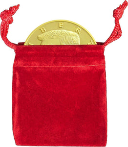 2019 Trump Coin in Bag