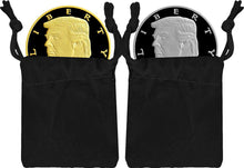 Two-Tone Trump Coin Set in Bags