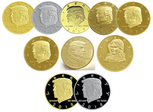 LIMITED EDITION 10-Coin set!