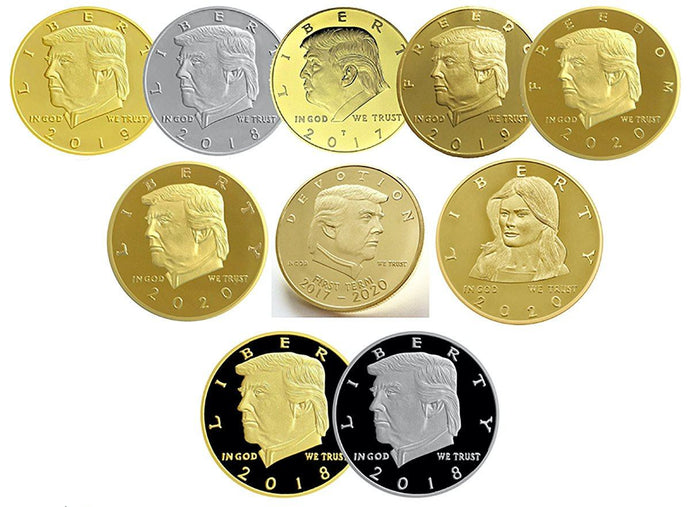 LIMITED EDITION 10-Coin set President's Day SALE!