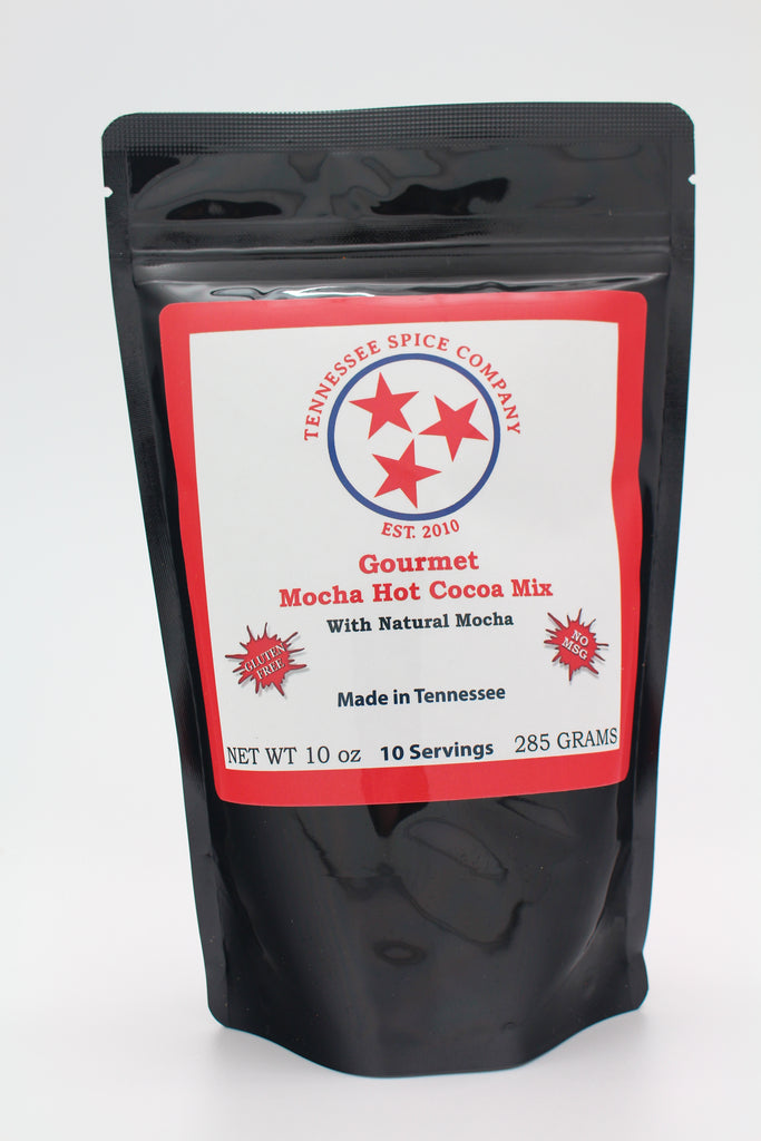 Gourmet Mocha Hot Cocoa Mix - TN Spice